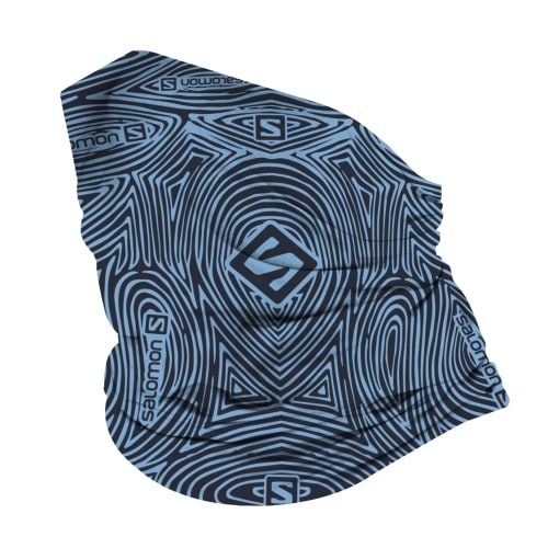 Salomon Wood grain Neck Scarf