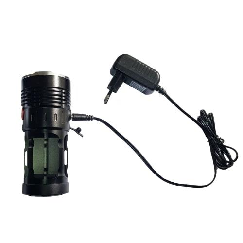 Zartek Extreme High Bright Flashlight