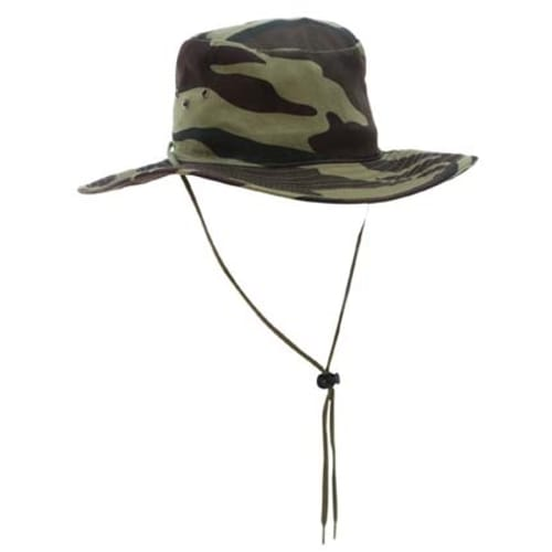 360 Degrees Men's Bush Camo Hat
