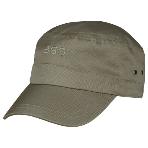 360 Degrees Men's Combat Plain Peak Hat