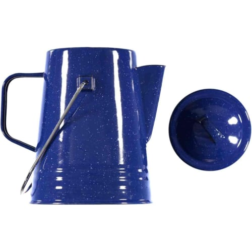 Natural Instincts Enamel 8 Cup Percolator