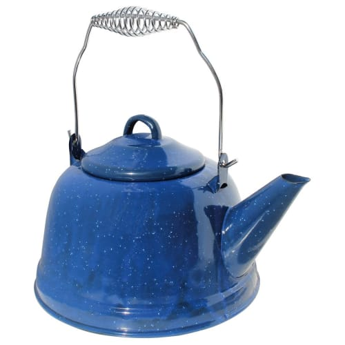 Natural Instincts 2,5L Enamel Kettle