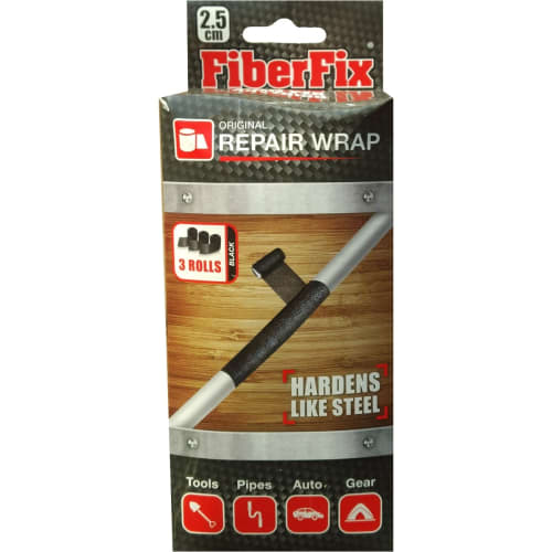 FiberFix Repair Wrap  2.5cm Multi Pack