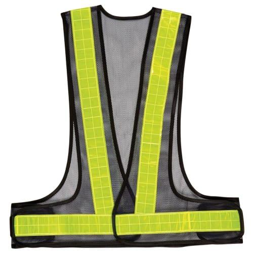 Trail Boss Safety Reflecting Emergency Vest