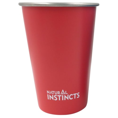 Natural Instincts tumbler 500ml stainless steel