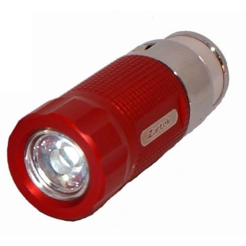 Zartek 12v Rechargeable Mini Led Torch