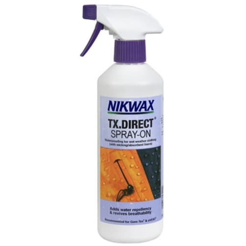 Nikwax Spray on TX Direct