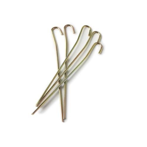 Pinclip Pin Straight Peg 250mm x 5mm