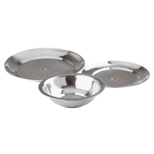 Leisure Quip Stainless Steel Dinner Plate (26cm)