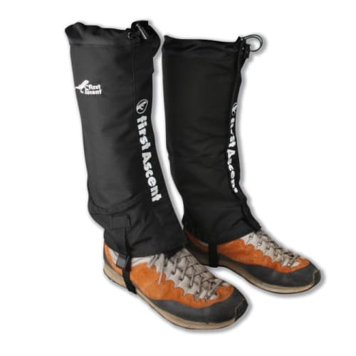 First Ascent Full Calf Waterproof Gaiters (M/L)