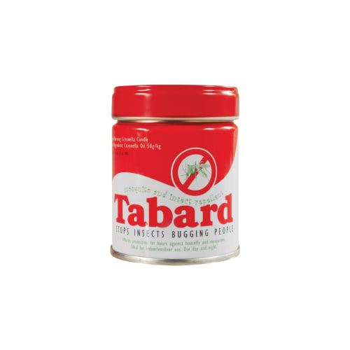 Tabard Candle Small 120g