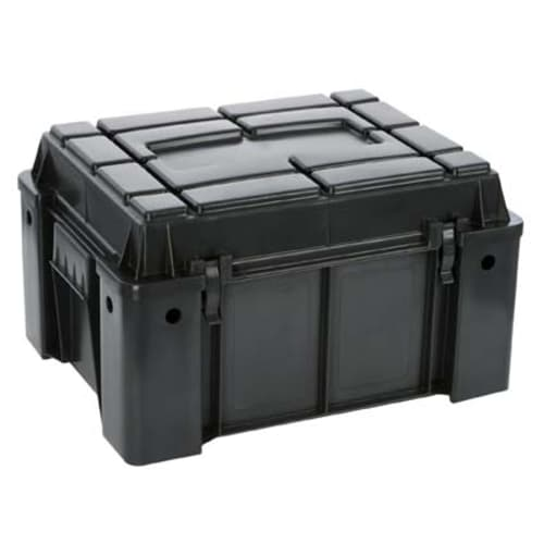 Outdoor Warehouse Ammo Box with a High Lid