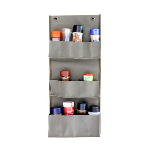 Camp Cover Spice Rack