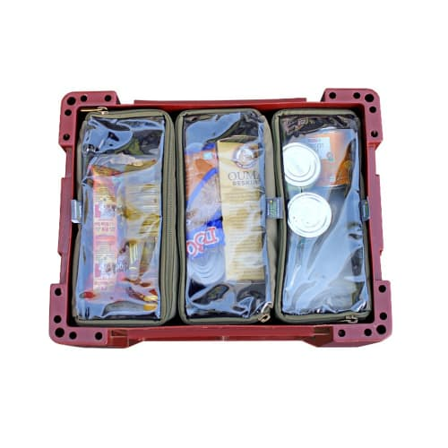 Camp Cover Ammo Pouches (1/3,1/3,1/3)