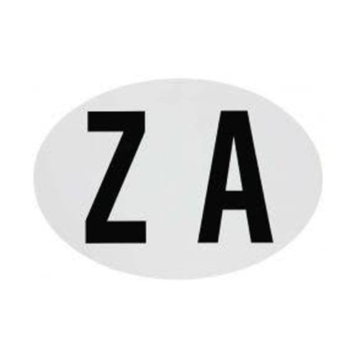 ZA Vehicle Magnet