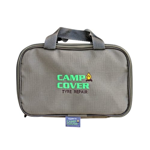 Camp Cover Tyre Repair Ripstop Canvas Bag