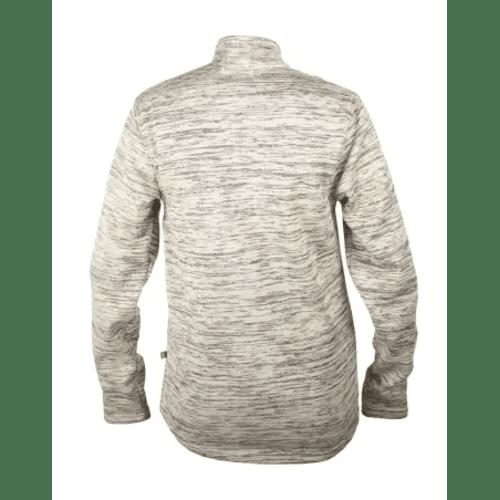 African Nature Men's Knit 1/4 Zip Fleece