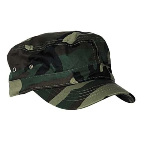 360 Degrees Junior Camo Peak Hat