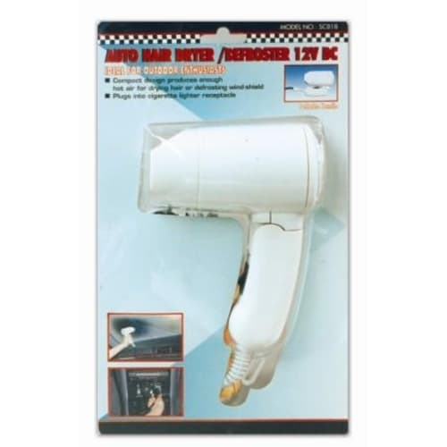12V Hair Dryer 150W