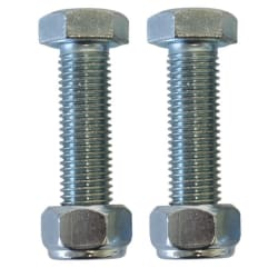Bolt and Nut 2pc