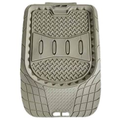 TrailBoss Front Rubber Vehicle Floor Mat - 2 Piece