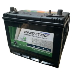 Enertec M24MF Deep Cycle Battery