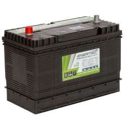 Enertec 105 Amp/hr Leisure Battery