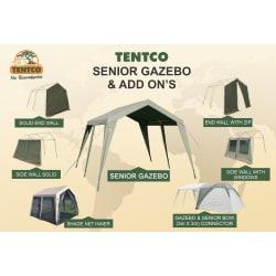 Tentco Senior Canvas Gazebo