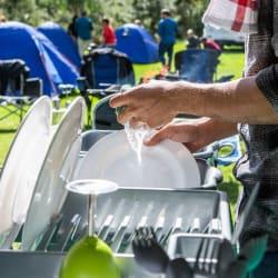 Campmor Dishwash Stand Complete