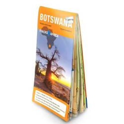 Tracks4africa Botswana Map 4th edition