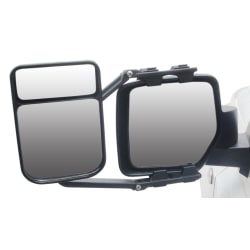 TrailBoss Universal Dual-View Towing Mirror