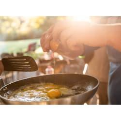 BushChef 30cm Aluminium Frying Pan