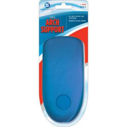 Sof Comfort Gel Arch 3/4 Lenght Insole - Men