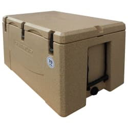 Gear Up 70L Cooler Box Sand Stone