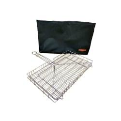 Fireside Stainless Steel Fish Grid