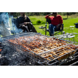 Fireside Stainless Steel Fish Grid