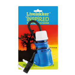 Livelekker Caravan CE Female to SA Plug