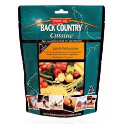 Back Country Lamb Fettucine