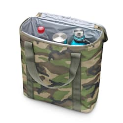 Camp Cover 24 Can Compact Camo Coolerbag