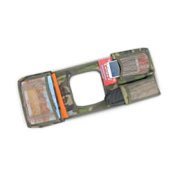 Camp Cover Camo Gear Saddle Bag