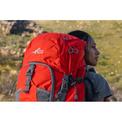 First Ascent Venus ll 55 + 10L Hiking Pack