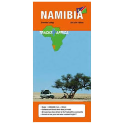 Tracks4Africa Namibia 4th Edition
