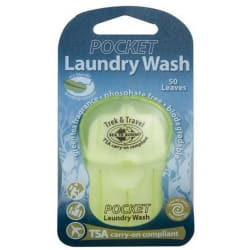Sea to Summit Trek & Travel Pocket Laundry Wash