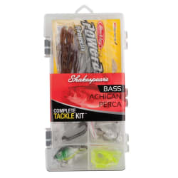Catch More Fish Bass Tackle Box