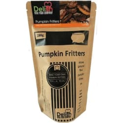 Delish Pumpkin Fritter
