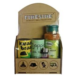 Fireside Braai Rakkie 2 Pack