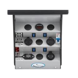 National Luna 12V Auxilliary Box