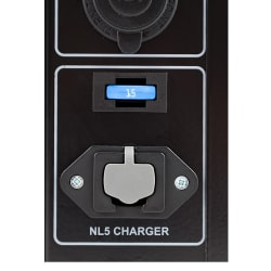 National Luna Portable Power Pack Including Cables