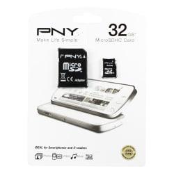 PNY 32GB micro SD card class 10