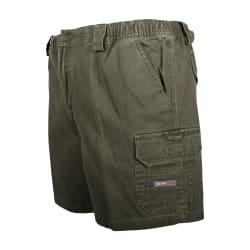 Sterling Men's Cargo Stretch 14cm Elasticated Short